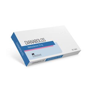 Comprarlo Methandienone oral (Dianabol): Dianabolos 10 Precio