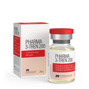 Comprarlo Mezcla de trembolona (Tri Tren): Pharma 3 Tren 200 Precio