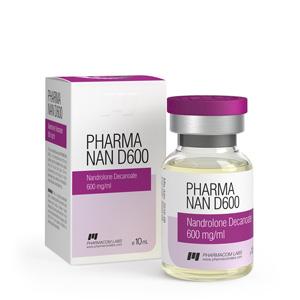 Comprarlo Decanoato de nandrolona (Deca): Pharma Nan D600 Precio