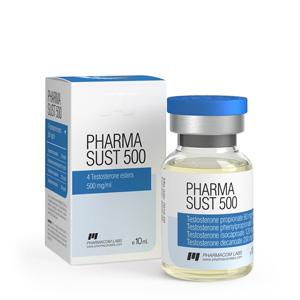 Comprarlo Sustanon 250 (mezcla de testosterona): Pharma Sust 500 Precio