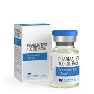 Comprarlo Base de testosterona: Pharma Test Oil Base 100 Precio