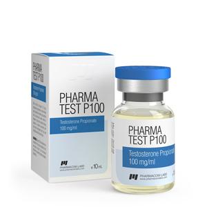 Comprarlo Propionato de testosterona: Pharma Test P100 Precio