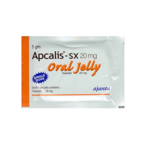 Comprarlo Tadalafil: Apcalis SX Oral Jelly Precio