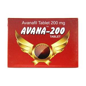 Comprarlo Avanafil: Avana 200 Precio