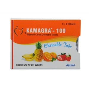 Comprarlo Citrato de sildenafilo: Kamagra Chewable Precio