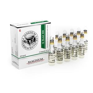 Comprarlo Undecilenato de boldenona (equipose): Magnum Bold 300 Precio