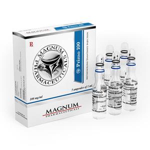Comprarlo Enantato de metenolona (depósito de Primobolan): Magnum Primo 100 Precio