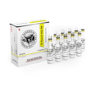 Comprarlo Inyección de estanozolol (depósito de Winstrol): Magnum Stanol-AQ 100 Precio