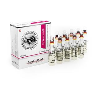 Comprarlo Cipionato de testosterona: Magnum Test-C 300 Precio