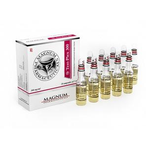 Comprarlo Sustanon 250 (mezcla de testosterona): Magnum Test-Plex 300 Precio