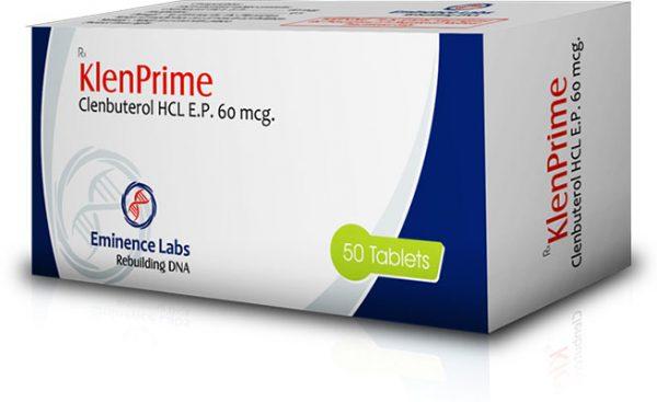 Comprarlo Clorhidrato de clenbuterol (Clen): Klenprime 60 Precio