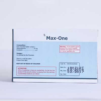 Comprarlo Methandienone oral (Dianabol): Max-One Precio