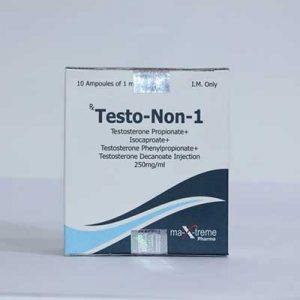Comprarlo Sustanon 250 (mezcla de testosterona): Testo-Non-1 Precio