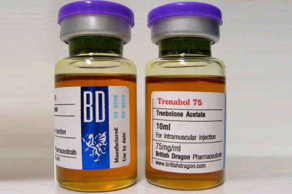 Comprarlo Acetato de trembolona: Trenbolone-75 Precio