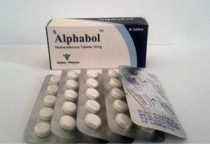 Comprarlo Methandienone oral (Dianabol): Alphabol Precio