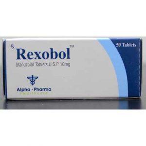 Comprarlo Estanozolol oral (Winstrol): Rexobol-10 Precio