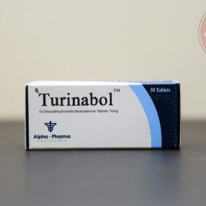 Comprarlo Turinabol (4-clorodehidrometiltestosterona): Turinabol 10 Precio