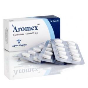Comprarlo Exemestano (Aromasin): Aromex Precio