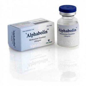 Comprarlo Enantato de metenolona (depósito de Primobolan): Alphabolin (vial) Precio