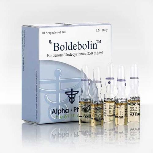 Comprarlo Undecilenato de boldenona (equipose): Boldebolin Precio