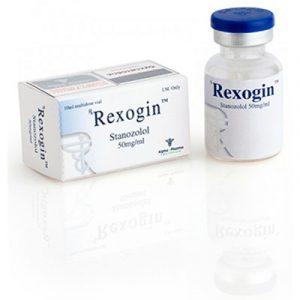 Comprarlo Inyección de estanozolol (depósito de Winstrol): Rexogin (vial) Precio