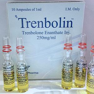 Comprarlo Enantato de trembolona: Trenbolin (ampoules) Precio