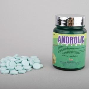 Comprarlo Oximetolona (Anadrol): Androlic Precio