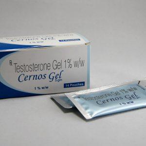 Comprarlo Suplementos de testosterona: Cernos Gel (Testogel) Precio