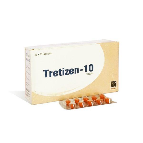 Comprarlo Isotretinoína (Accutane): Tretizen 10 Precio