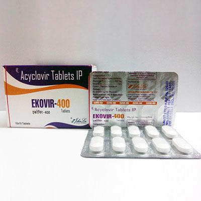 Comprarlo Aciclovir (Zovirax): Ekovir Precio