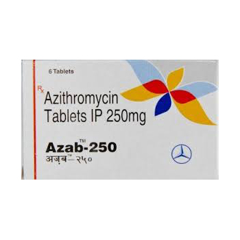 Comprarlo Azitromicina: Azab 250 Precio