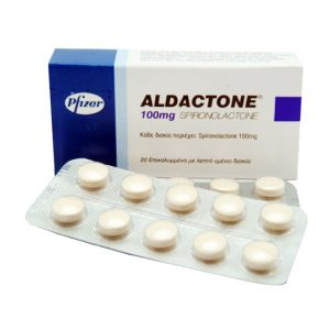Comprarlo Aldactona (espironolactona): Aldactone Precio