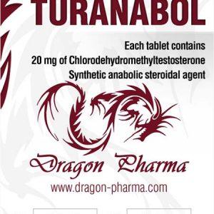 Comprarlo Turinabol (4-clorodehidrometiltestosterona): Turanabol Precio