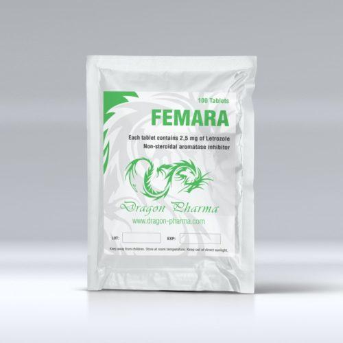 Comprarlo Letrozol: FEMARA 2.5 Precio