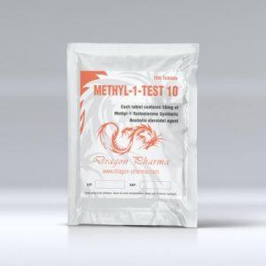 Comprarlo Metildihidroboldenona: Methyl-1-Test 10 Precio