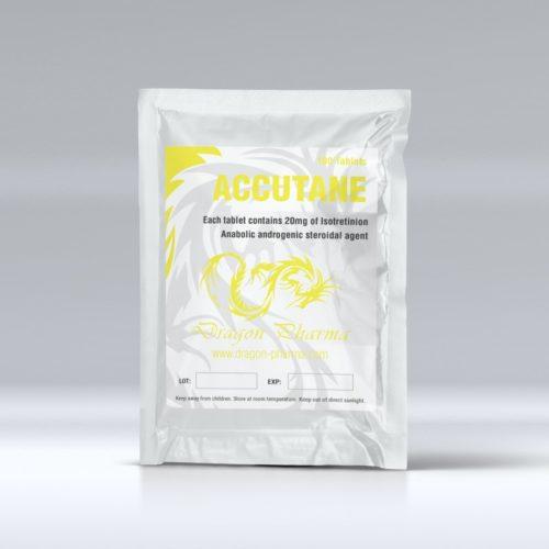Comprarlo Isotretinoína (Accutane): ACCUTANE Precio